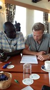 VIA Water kick-off in Kenia