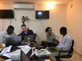 Kick-off Meeting Workshop Khartoum 2