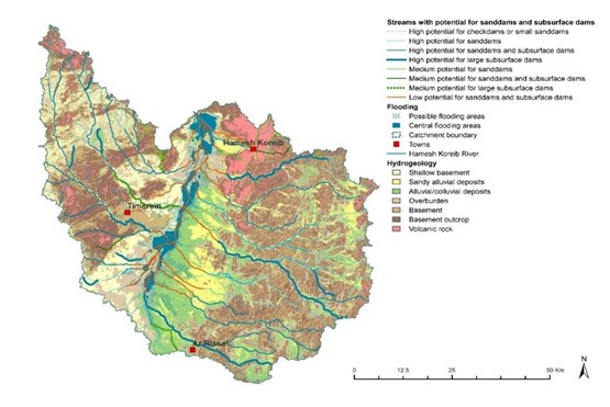 659 - Water Resources potential map_Small